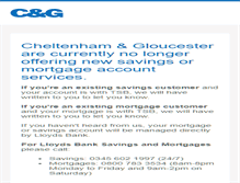 Tablet Preview of cheltglos.co.uk